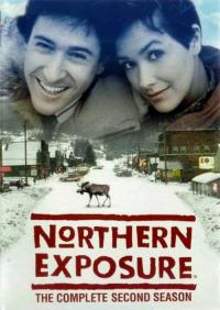 сериал Северная сторона / Northern Exposure 2 сезон онлайн