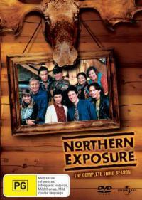 сериал Северная сторона / Northern Exposure 3 сезон онлайн
