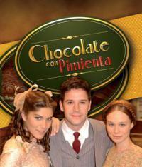 сериал Шоколад с перцем / Chocolate com Pimenta онлайн
