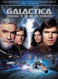 сериал Звездный крейсер Галактика 1980 / Galactica 1980 онлайн
