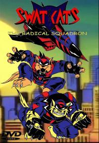 сериал Коты быстрого реагирования  / Swat Kats: The Radical Squadron 1 сезон онлайн