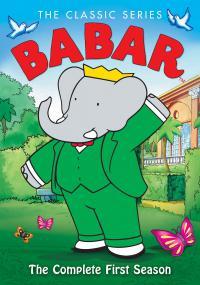 сериал Бабар и приключения слоненка Баду / Babar and the Adventures of Badou онлайн