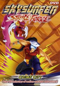 сериал Непобедимые Скайеры / Sky Surfer Strike Force онлайн