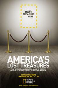 сериал Потерянные сокровища Америки / Americas Lost Treasures онлайн