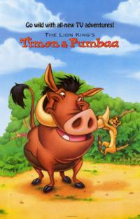 сериал Тимон и Пумба / Timon & Pumbaa 1 сезон онлайн