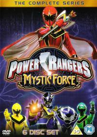 сериал Могучие рейнджеры: Волшебная сила / Power Rangers Mystic Force онлайн