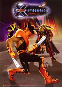 сериал Люди Икс: Эволюция / X-Men: Evolution 1 сезон онлайн