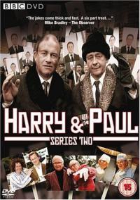 сериал Гарри и Пол / Ruddy Hell! Its Harry and Paul 2 сезон онлайн