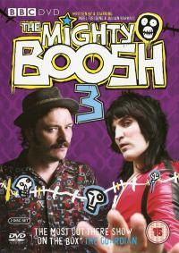 сериал Майти Буш / The Mighty Boosh 3 сезон онлайн