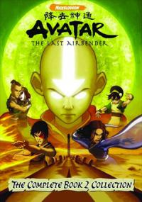 сериал Аватар: Легенда об Аанге / Avatar: The Last Airbender 2 сезон онлайн