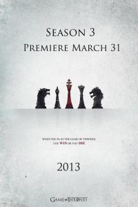 сериал Игра престолов / Game of Thrones 3 сезон онлайн